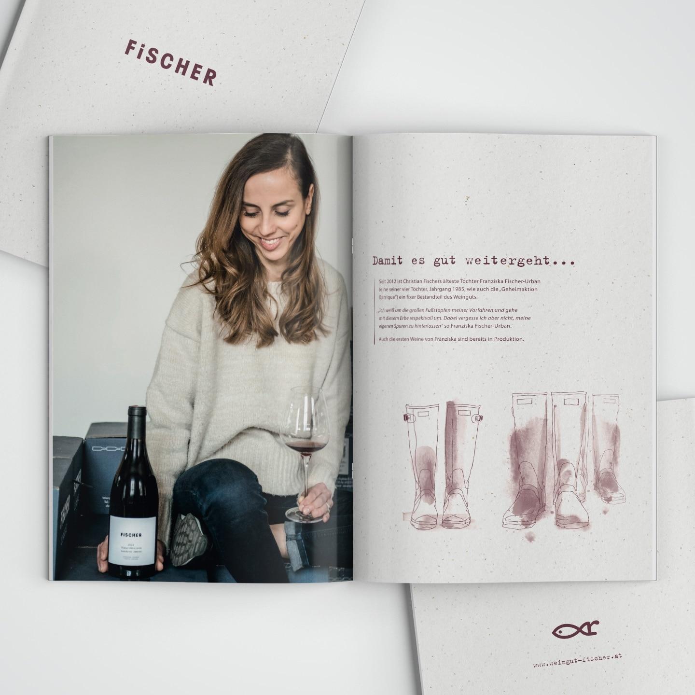 FiSCHER Wein